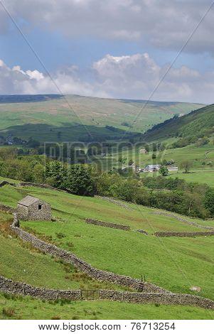 Upper Swaledale, Yorkshire Dales, England