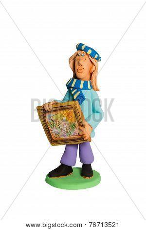 Figurine Artist