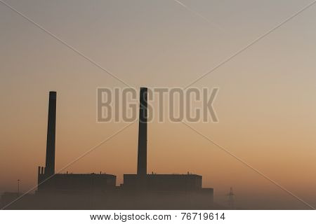 biomass power station