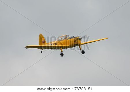 Vintage 1946 British De Havilland Chipmunk T.22