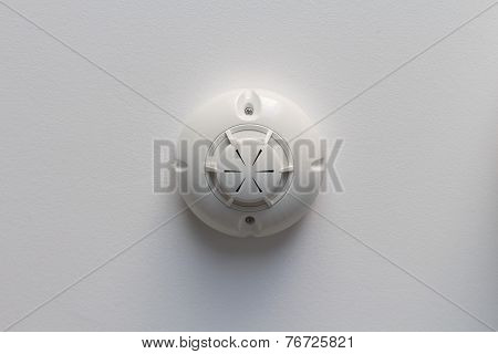 White electric Light Switch
