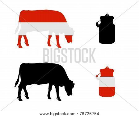 Austrian Milk Cow