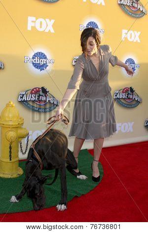 LOS ANGELES - NOV 22:  Emmy Rossum at the FOX's