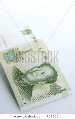 Yuan Bank Note