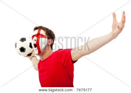 English Football Fan