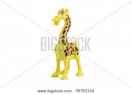 Melman Giraffe Main Toy Character Form Madaguscar Film