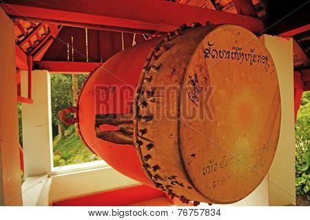 Buddhist Drum