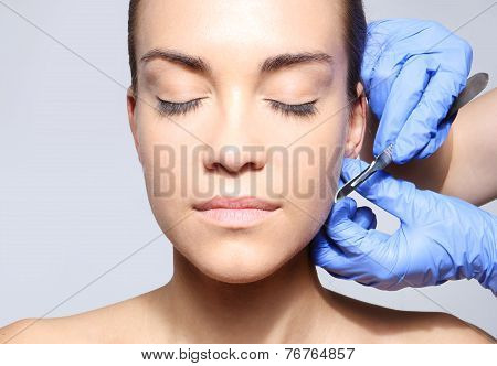 Plastic surgery, beautification, beauty