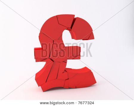 3d Broken Pound