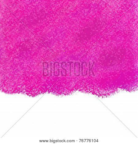 Pink chalk pastels background