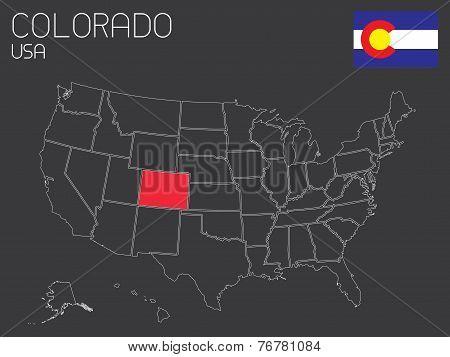Usa-states-selectedstate_ Colorado