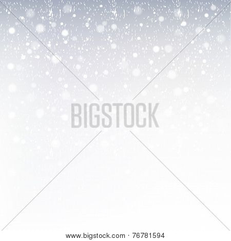Simply Snowing Background