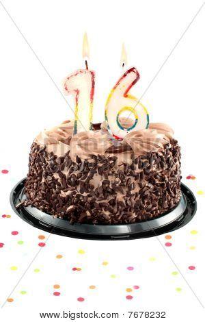 Sixteenth Birthday Or Anniversary