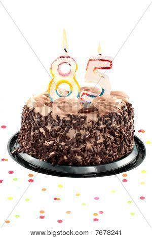 Eighty Fifth Birthday Or Anniversary