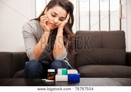 Overwhelmed With Medicines