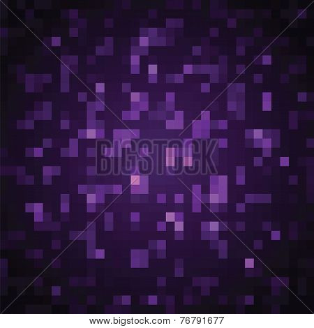 Abstract Background Of Lilac Rectangles