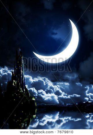 Night Fairy-tale