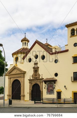 Church Of San Pedro, Malaga