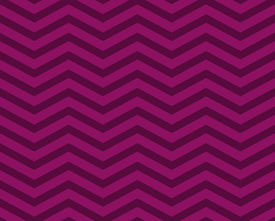 stock photo of chevron  - Pink Chevron Zigzag Textured Fabric Pattern Background that is seamless and repeats - JPG