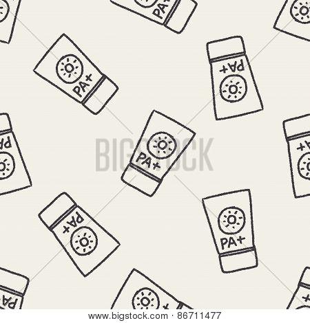 Doodle Sunscreen