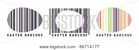 Easter Barcode