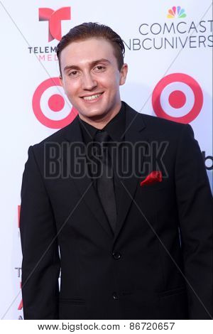 LOS ANGELES - SEP 27:  Daryl Sabara at the 2013 ALMA Awards - Arrivals at Pasadena Civic Auditorium on September 27, 2013 in Pasadena, CA