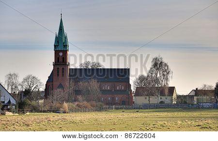 Sankt-maria-hilf-kirche Magdeburg Hdr