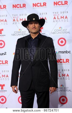 LOS ANGELES - SEP 27:  Robert Rodriguez at the 2013 ALMA Awards - Arrivals at Pasadena Civic Auditorium on September 27, 2013 in Pasadena, CA