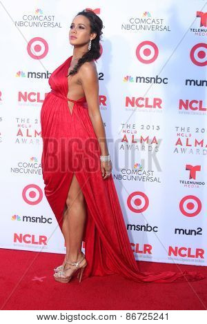 LOS ANGELES - SEP 27:  Dania Ramirez at the 2013 ALMA Awards - Arrivals at Pasadena Civic Auditorium on September 27, 2013 in Pasadena, CA