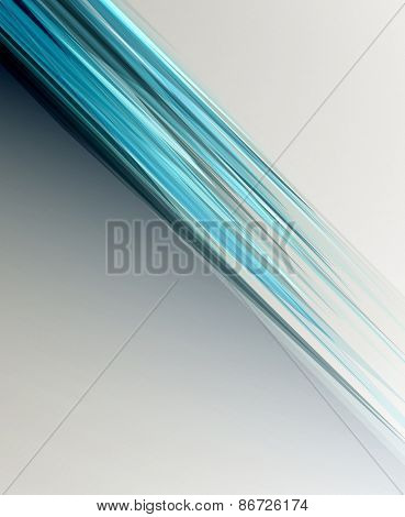 abstract geometric blue lines background