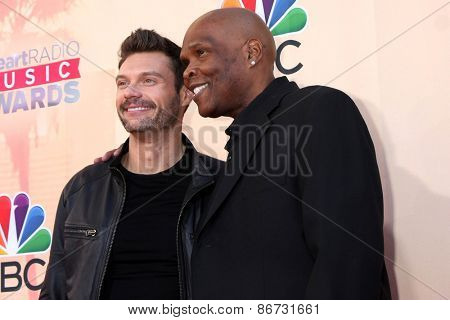 LOS ANGELES - MAR 29:  Ryan Seacrest, Big Boy at the 2015 iHeartRadio Music Awards at the Shrine Auditorium on March 29, 2015 in Los Angeles, CA