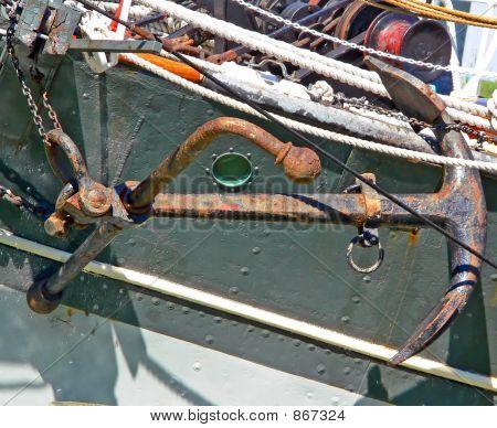 The Elisa anchor