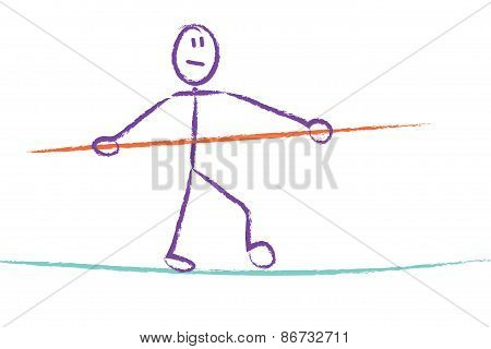 Tightrope Act