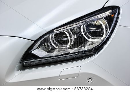 Led car headlight