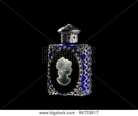 Vintage perfume vial