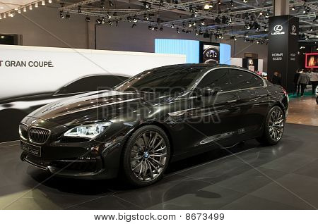 BMW Gran Coupe Concept car