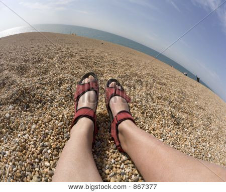 england dorset jurassic coast chesil beach