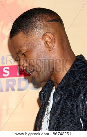 LOS ANGELES - MAR 29:  Jamie Foxx at the 2015 iHeartRadio Music Awards Press Room at the Shrine Auditorium on March 29, 2015 in Los Angeles, CA