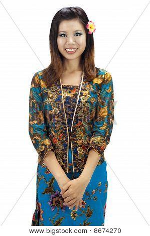Malay Woman