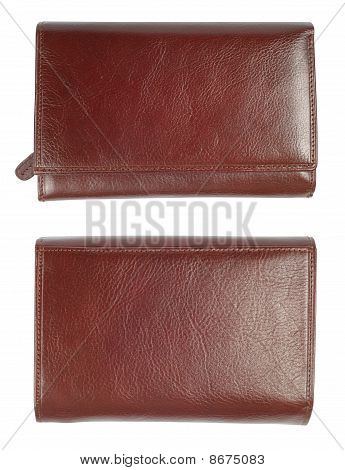 New Brown Leather Wallet