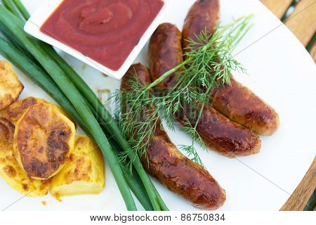 Meat Sausages