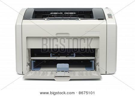 Empty Office Printer
