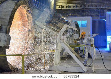 Clean Blast Furnace