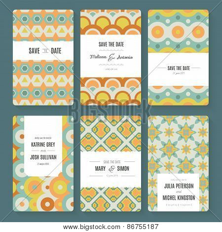 Save The Date collection