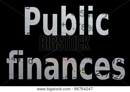 Public finances