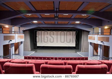 Kino-Interieur