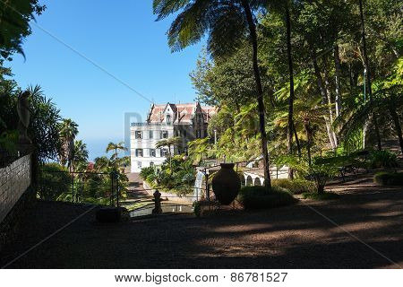 Monte Palace Tropical Gardens, Funcha