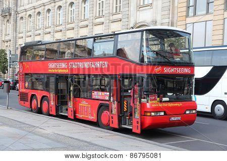 Berlin Sightseeing Bus