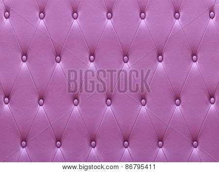 Pattern Of Violet Leather