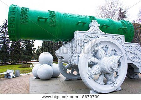 Royal gun